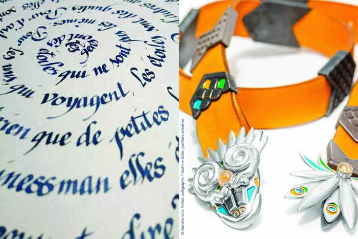 Journées du patrimoine 2020 - Atelier d'initiation à la calligraphie