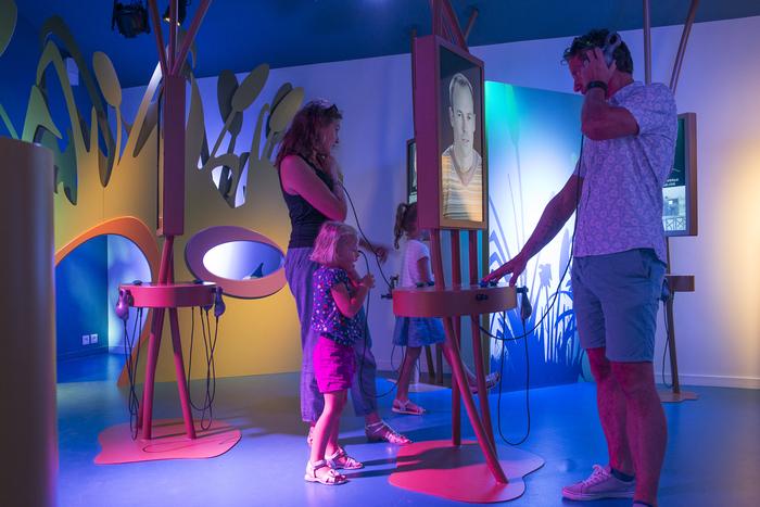 Journées du patrimoine 2020 - Visite libre du Parcours Spectacle du Lac d'Aiguebelette