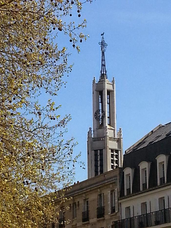 Journées du patrimoine 2020 - Art déco : Visite de l'église Sainte-Agnès de Maisons-Alfort