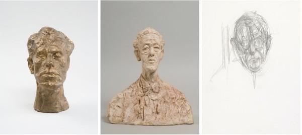Le grand sculpteur Alberto Giacometti célèbre pour ses sculptures filiformes est l'honneur au mTL... A voir !