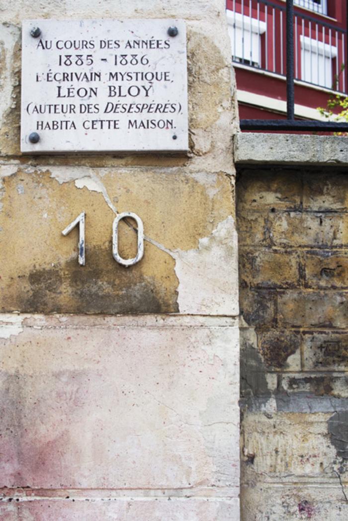 Journées du patrimoine 2019 - Plaques commémoratives et bornes historiques dans Fontenay-aux-Roses