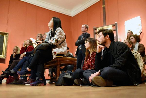 Nuit des musées 2019 -Médiation autour de l'exposition