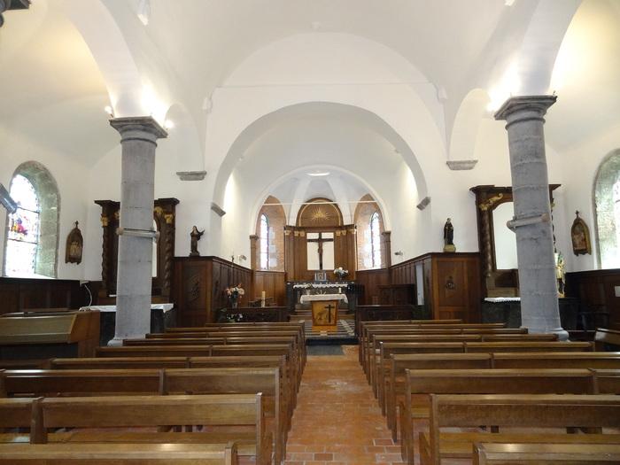 Journées du patrimoine 2020 - Découverte de l'église Saint-Victor de Flaumont-Waudrechies