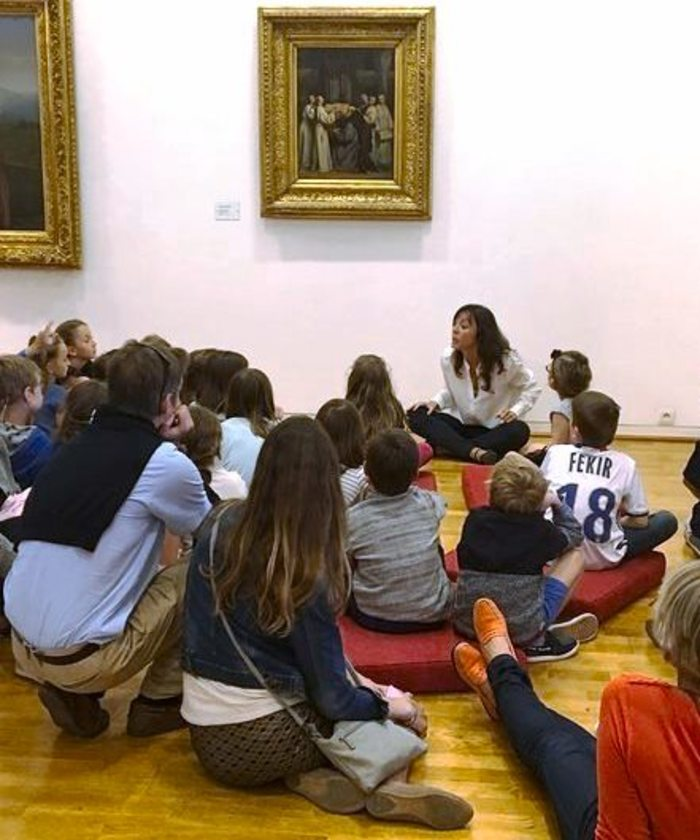 Journées du patrimoine 2019 - Visite contée et ludique