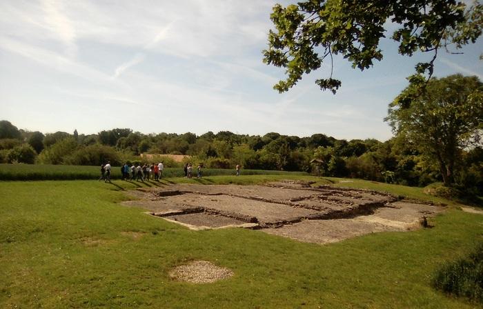 Journées du patrimoine 2020 - Visite guidée d'une villa gallo-romaine