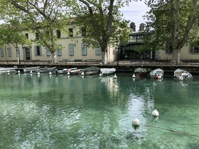 Journées du patrimoine 2020 - Visite guidée dans Annecy - Architecture scolaire