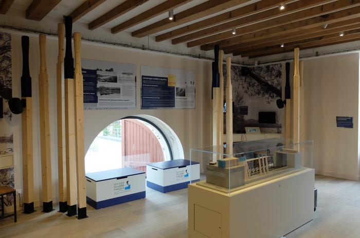 Journées du patrimoine 2020 - Visite de la maison éclusière de Parcieux