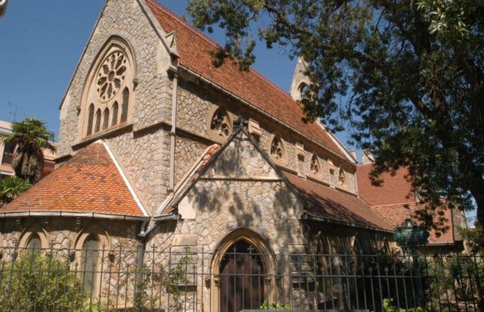 Journées du patrimoine 2020 - Visite guidée de l'église anglicane d'Hyères