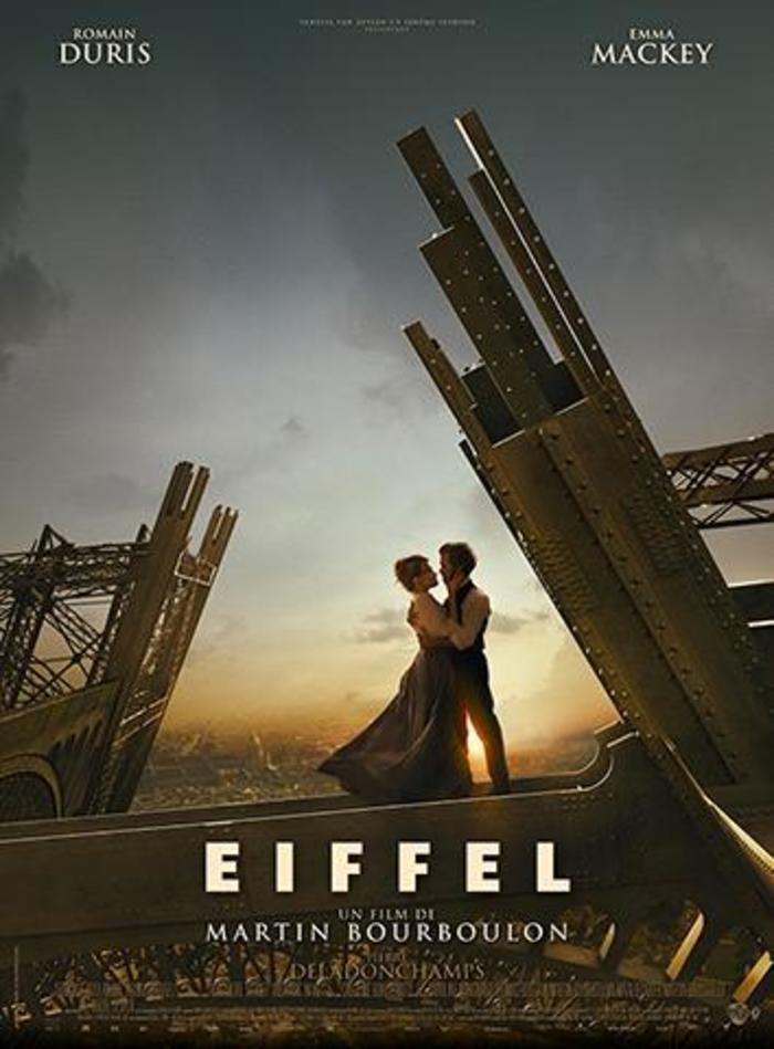 CINÉMOBILE : Eiffel - le film à Courville-sur-Eure mercredi 10/11 à 20h30
