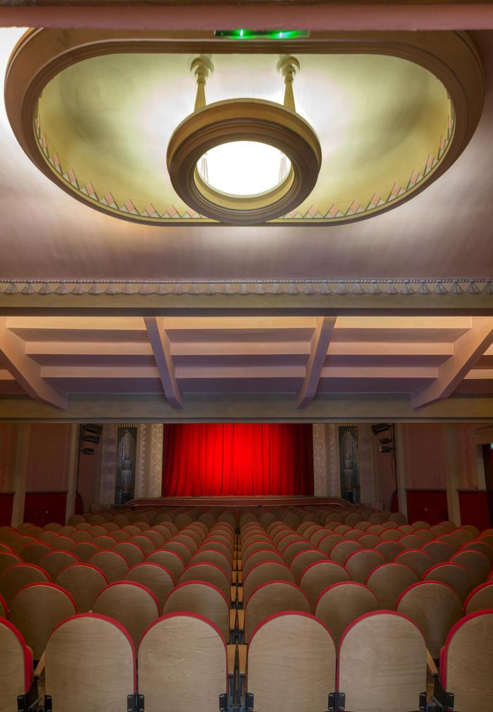 Visites guidées du théâtre