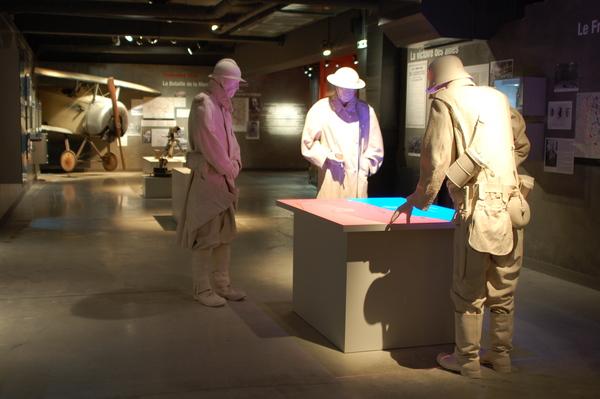 Nuit des musées 2019 -Découverte interactive de la Première Guerre Mondiale