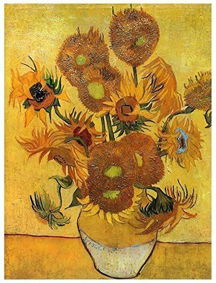 Visite guidée Van Gogh pour jeune pblic suivie d'un mini atelier surprise dans le respect des consignes sanitaires.