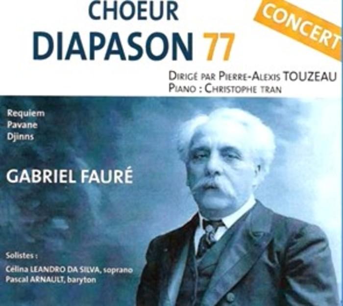 Journées du patrimoine 2019 - Concert Gabriel Faure