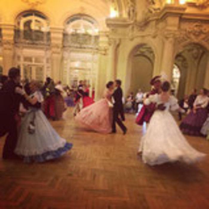 Danse d'époque au musée des Beaux-Arts