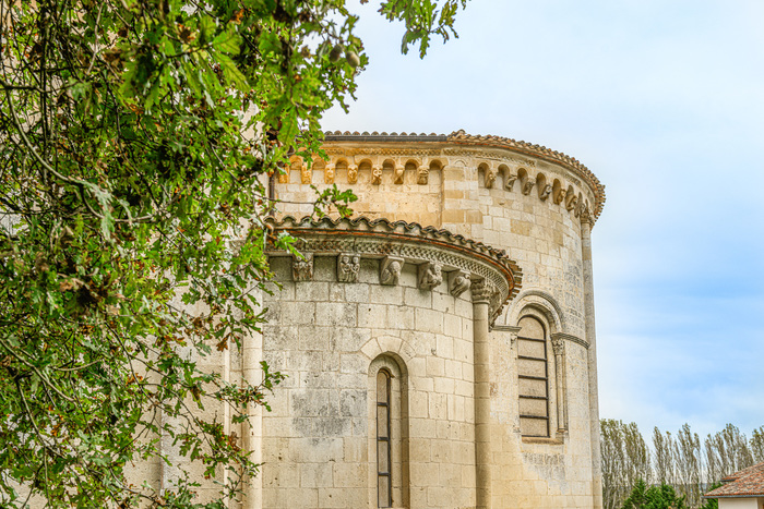 Journées du patrimoine 2020 - Visite libre de l'abbaye