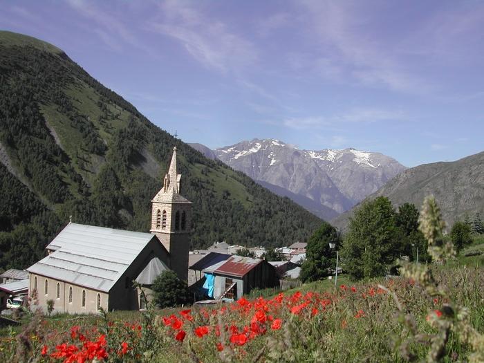 Journées du patrimoine 2019 - Visite du village et de l'église de Besse-en-Oisans et du musée de la Maison des Alpages
