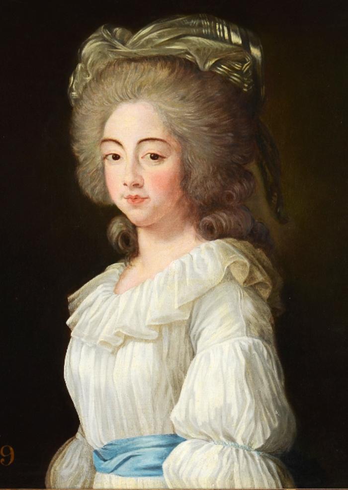 Journées du patrimoine 2019 - L'anti Marie-Antoinette, Marie-Joséphine Louise de Savoie