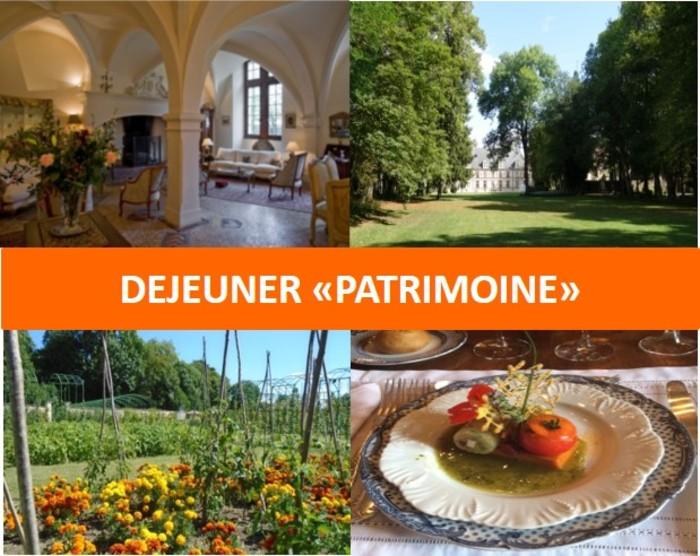 Journées du patrimoine 2019 - Déjeuner