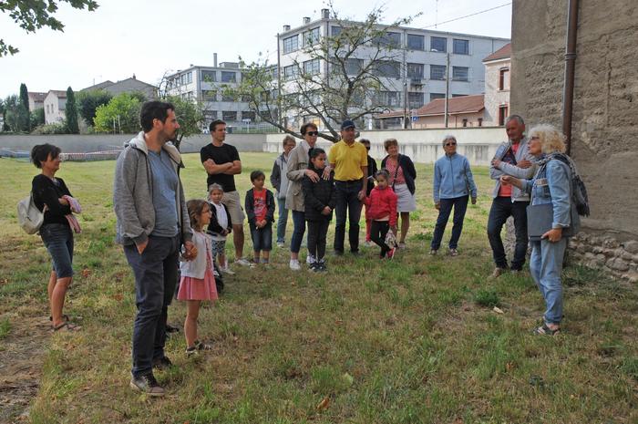 Journées du patrimoine 2020 - Visite et atelier découverte à Ste Eugénie