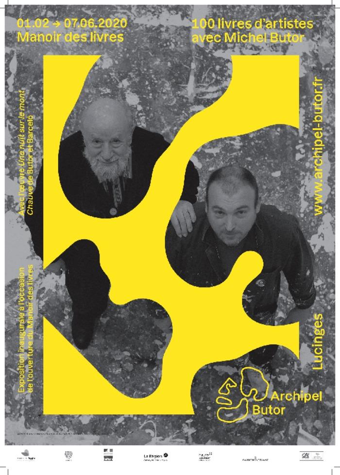 Journées du patrimoine 2020 - Visite de l'exposition 100 livres d'artistes avec Michel Butor