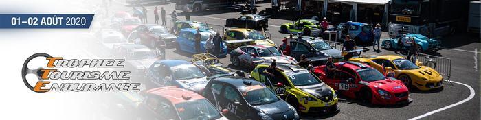 Le Trophée Tourisme Endurance entame sa onzième saison et revient sur le Circuit d'Albi en 2020, les 1er et 2 août.