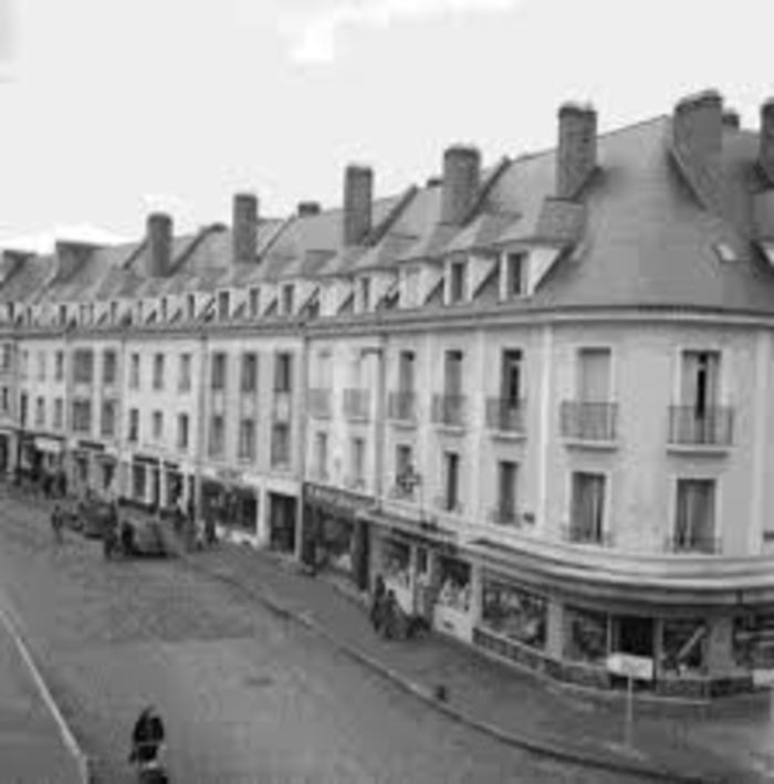 Journées du patrimoine 2019 - Visite guidée sur la reconstruction du centre-ville