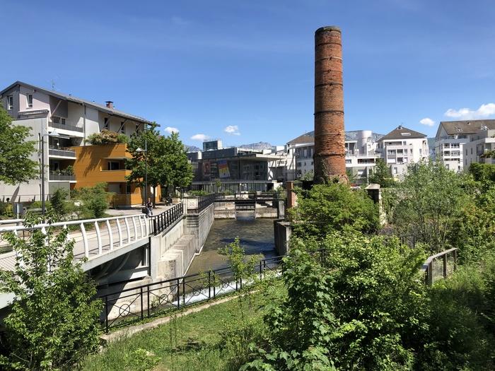 Journées du patrimoine 2020 - Visite guidée - Balade poétique au fil de l'eau à Cran-Gevrier