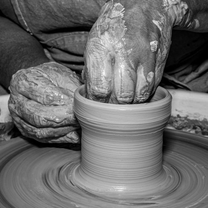 Journées du patrimoine 2020 - Atelier poterie Aux Grés de la Terre