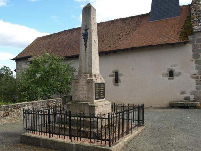 Journées du patrimoine 2019 - Comprendre la Grande Guerre dans votre commune : l'exemple de Malleret-Boussac