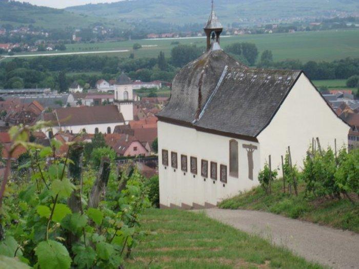 Journées du patrimoine 2019 - Une chapelle au milieu des vignes