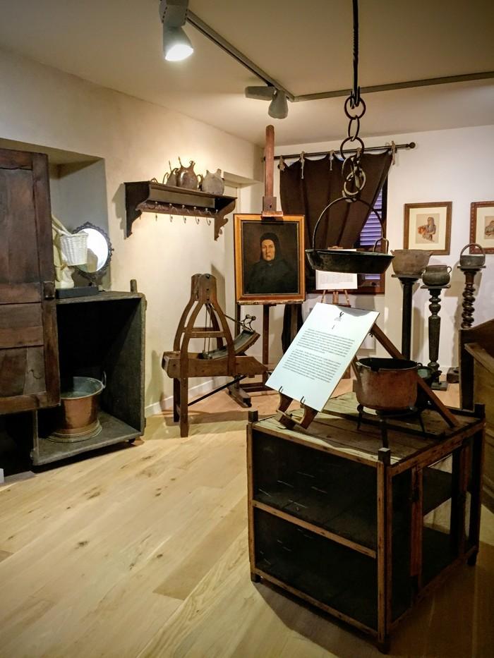 Journées du patrimoine 2019 - Visite de l'Ecomusée U Palazzu - Bocognano