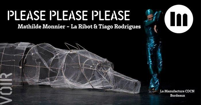 Please please please – Mathilde Monnier, La Ribot, Tiago Rodrigues
