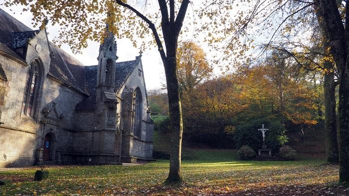 Journées du patrimoine 2020 - Visite de La chapelle de Ty Mamm Doué