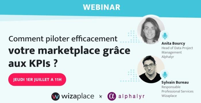 WEBINAR : Comment piloter efficacement sa marketplace grâce aux KPIs ?