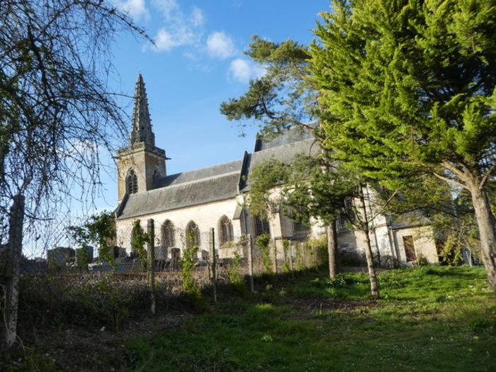 Journées du patrimoine 2020 - Visite ludique de l'église Saint-Riquier de Fontaine sur Somme