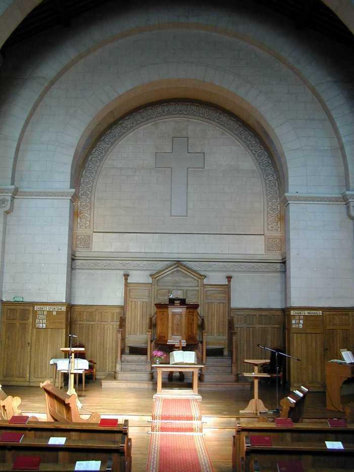 Visite guidée à la découverte du protestantisme.
