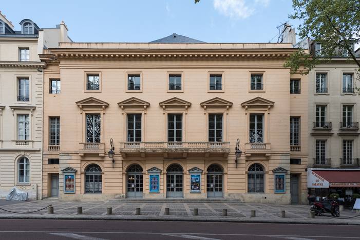 Journées du patrimoine 2019 - Visite Théâtre Montansier
