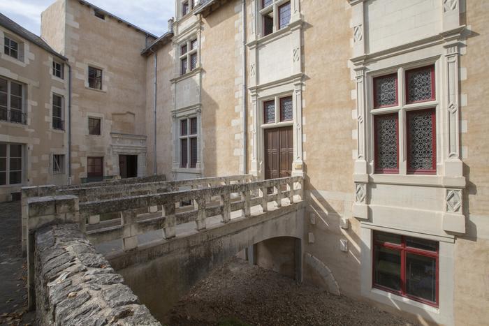 Journées du patrimoine 2020 - Visite de la cour de l'Hôtel Berthelot