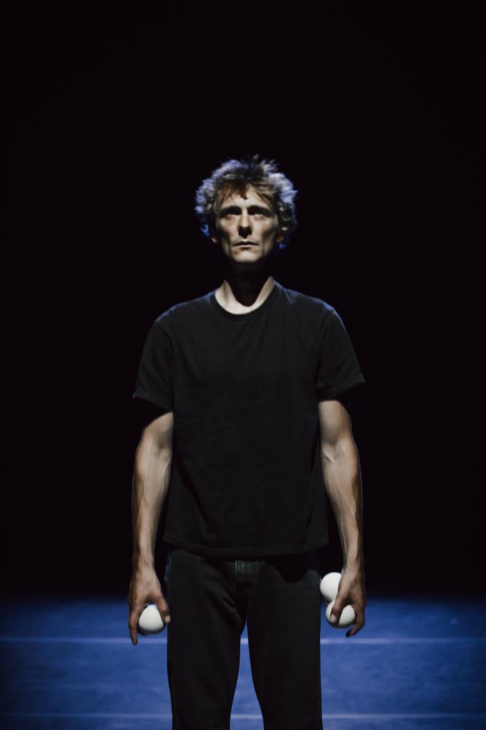 Journées du patrimoine 2020 - Visite jonglée «Impromptu» de Clément Dazin