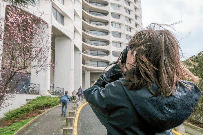 Journées du patrimoine 2020 - Balade Photographique autour des tours