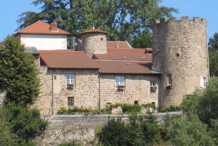 Journées du patrimoine 2019 - Visite guidée du bourg médiéval d'Aurec, des châteaux et des peintures murales