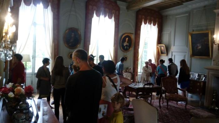 Journées du patrimoine 2019 - Visite guidée des intérieurs du château de Fontaine-Henry