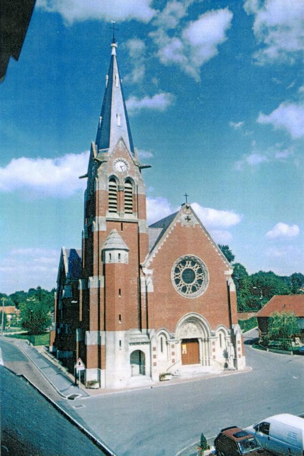 Eglise Saint Nicolas de Rollot