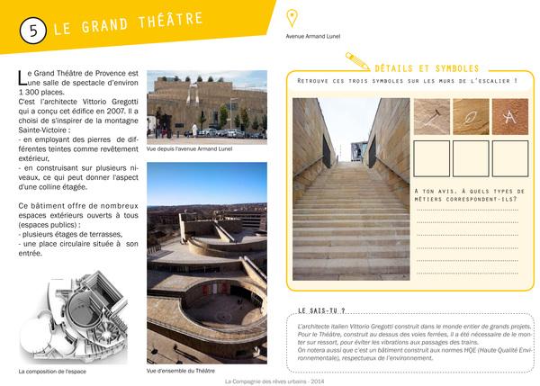 Aix-en-Provence : Familles, enfants… à la découverte de l'architecture contemporaine !