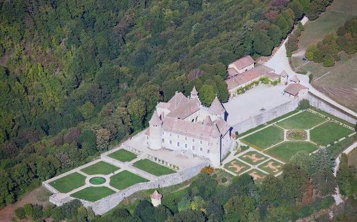 Journées du patrimoine 2017 - 1000 ans d'histoire en Dauphiné