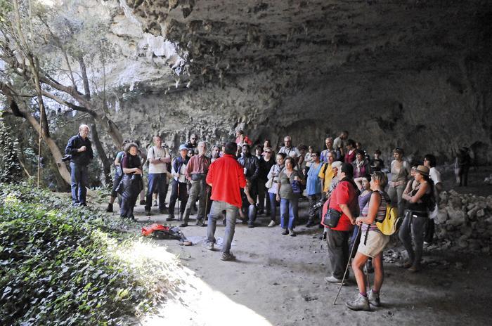 Journées du patrimoine 2017 - 10 000 ans d'histoire au fond d'une grotte