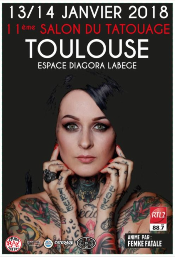 Agenda du sicoval - Salon du tatouage toulouse ...