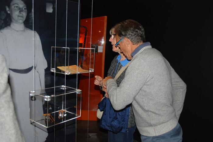 Crédits image : musée d'histoire du 20e siècle - Résistance et Déportation