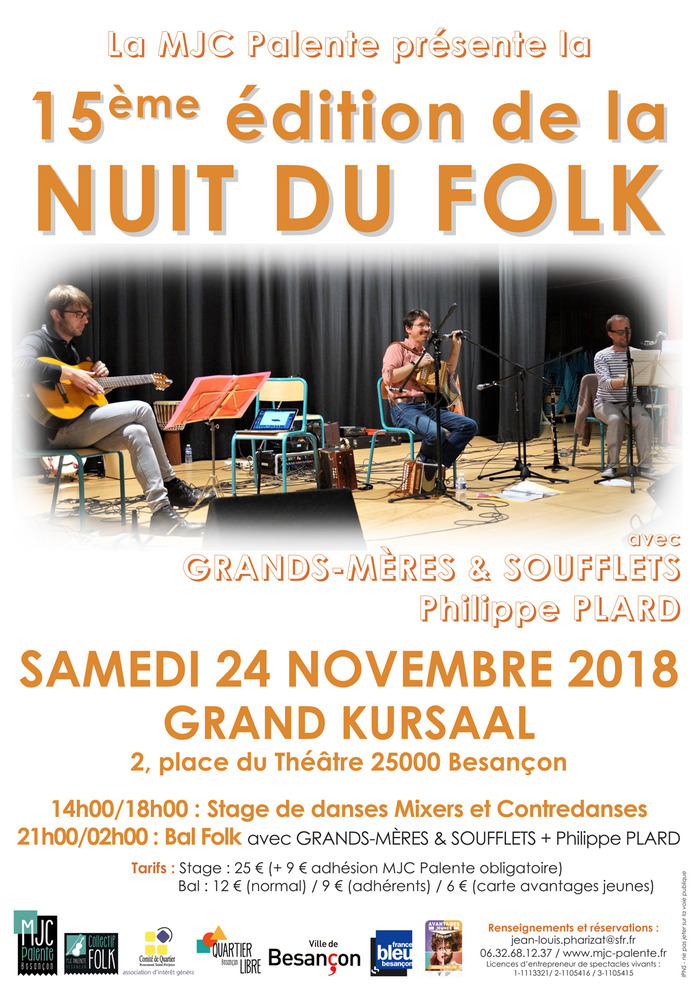 15° Nuit du Folk