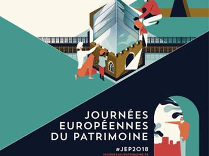 Journées du patrimoine 2018 - Les journées du Patrimoine à Cap Sciences